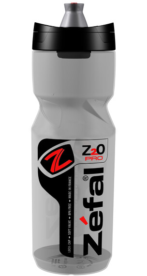 Zefal Z2O Pro 80 Trinkflasche 800 ml transparent